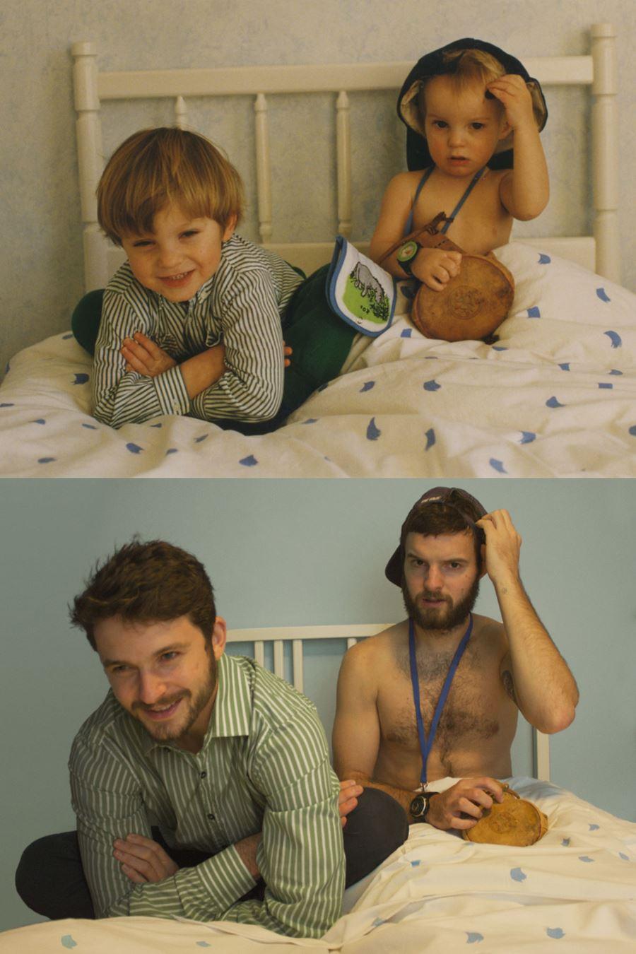Çocuklarınızı büyüdüklerini unutmayın