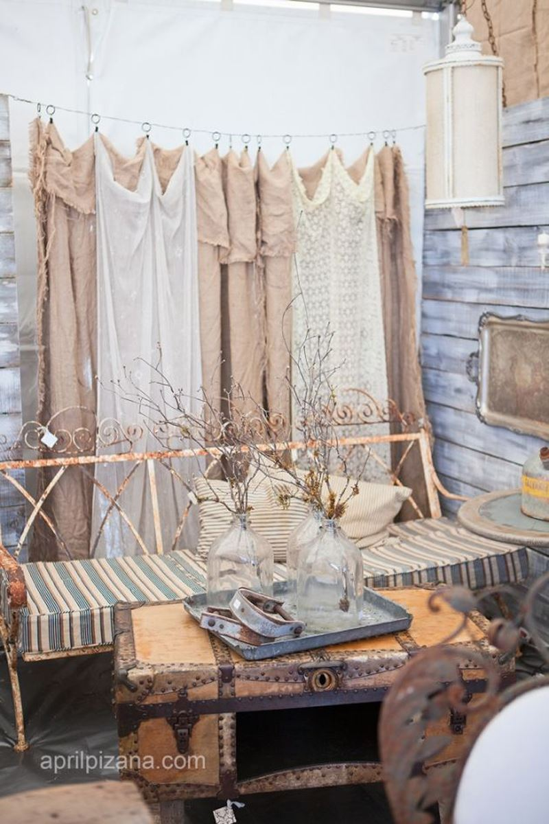 Eski ferforje kanepe modelleri