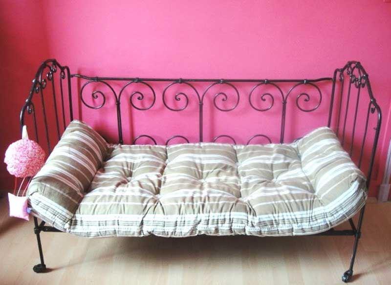 Ferforje kanepe modern modelleri
