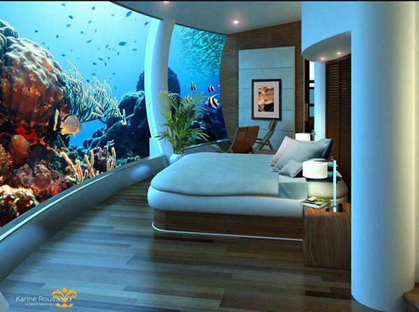 Poseidon Resorts Yatak Odası