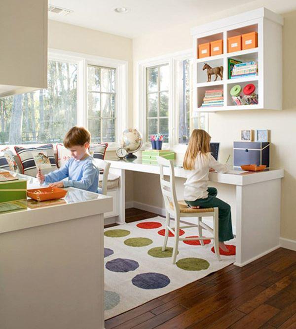 Çocuklar için çalışma odası