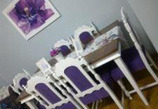 Kendi Başınıza Salonunuzu Düzenleyebilirsiniz yemek masası