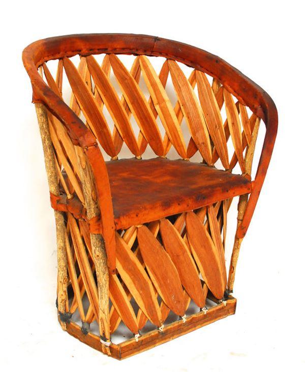 Meksika equipale varil sandalye