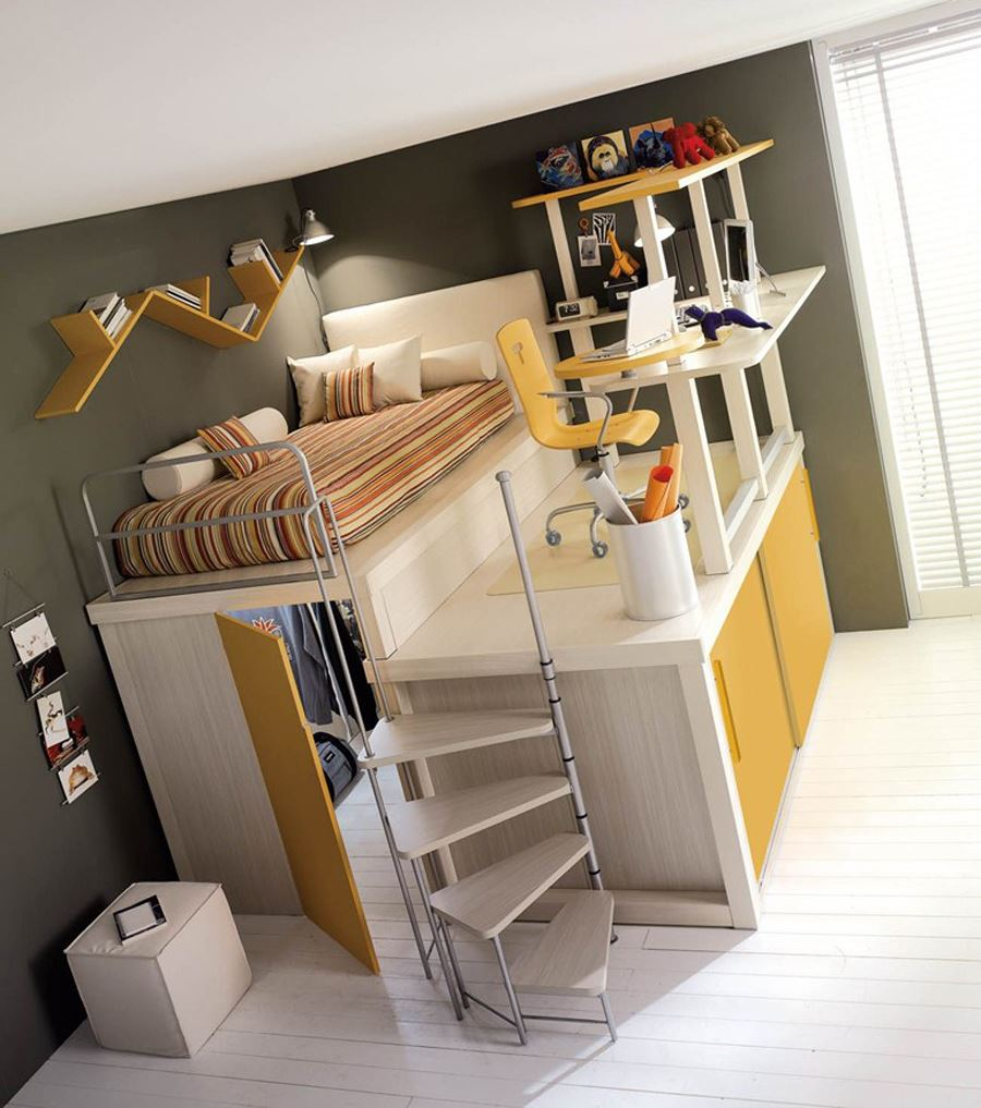 Two Storey Young Room