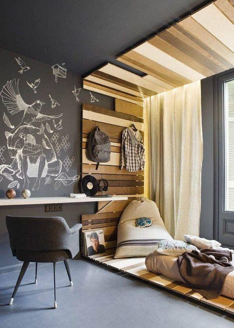 Genc Odasi Dekorasyon Fikirleri Icin 5 Altin Kural Dekoloji Ev Dekorasyon Fikirleri Blogu