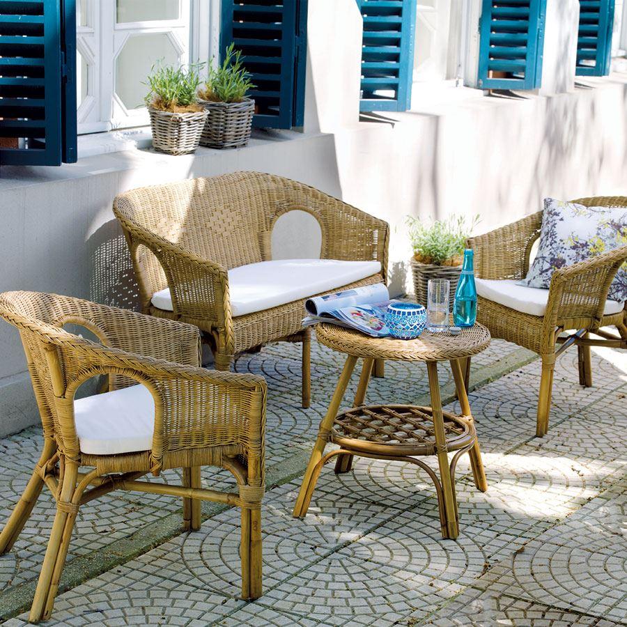 Blooma bahce mobilya seti bahama modeli