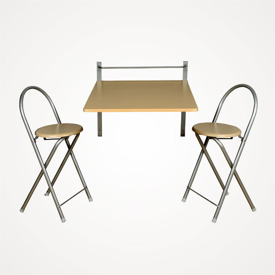 Duvardan Acilir Küçük Mutfak Masası