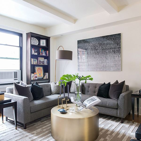 Modern Urban Dwelling By White Interior Design in addition Watch in addition Clocks C417051 besides Theo Van Doesburg likewise Card Room Green. on modern living room decor