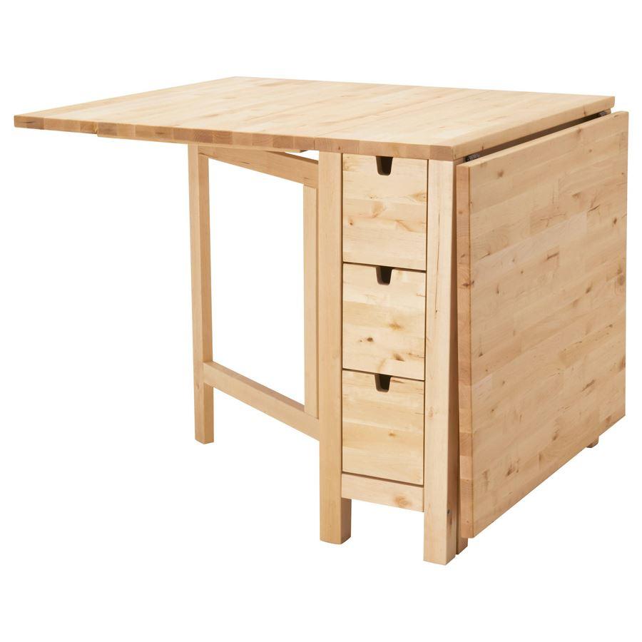 K k mutfak masas modelleri mutfa n zda yer a acak - Table de cuisine rabattable ikea ...