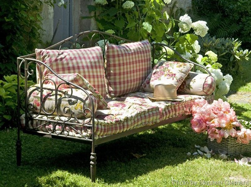 Ferforje kanepe modelleri art k daha modern dekoloji for Articulos para jardin