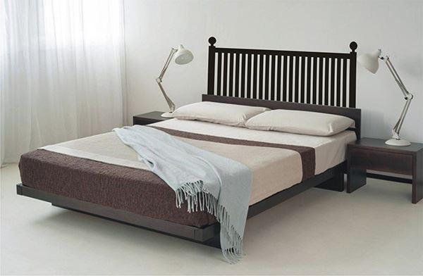 Yatak başlığı duvar kağıdı Izgara