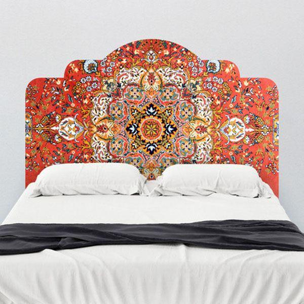 Yatak başlığı duvar kağıdı Vintage