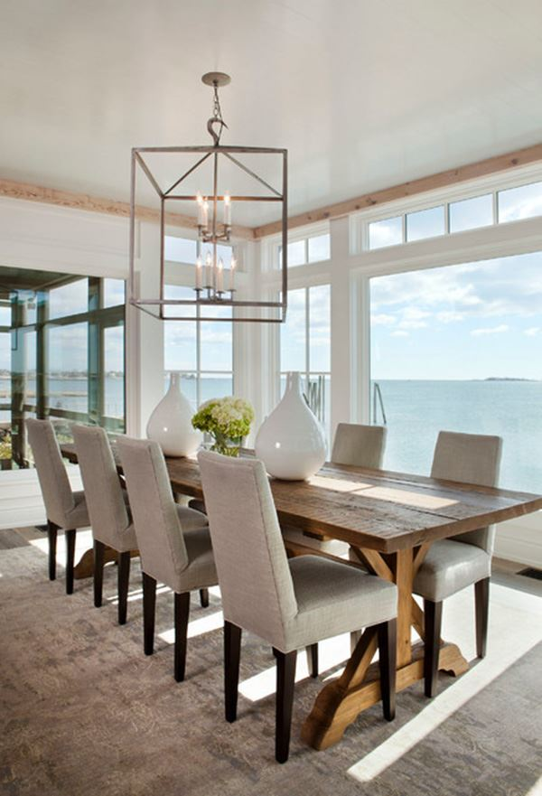 8 Person Dining Room Decoration