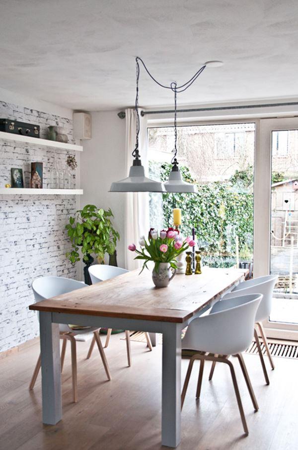 Dining room near the garden
