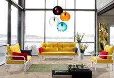 Evidea Uygun Fiyatlarla Evinizde Değişim Yaratın Modern salon dekorasyonu