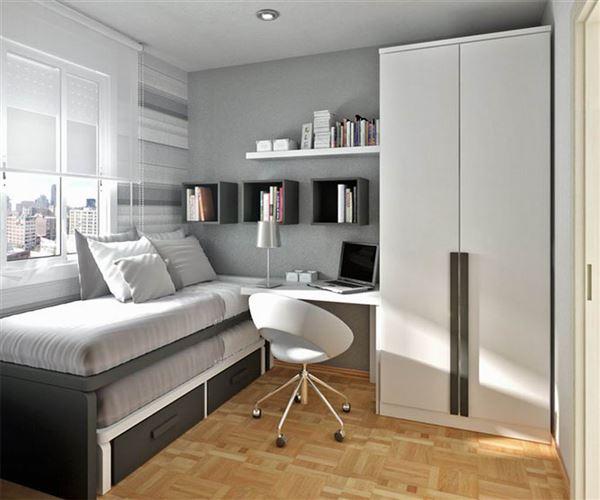 Küçük Genç Odaları için Modüler Genç Odası Dekorasyonları  Dekoloji  Ev Dekorasyon Fikirleri Blogu