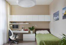 Modern dekorasyon Küçük genç odası