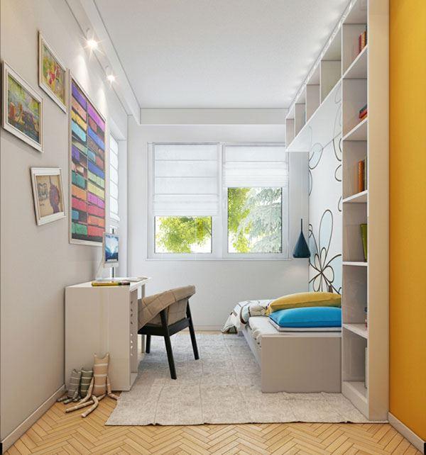 k k dar odalar i in kullan l gen odas dekorasyonu dekoloji ev dekorasyon fikirleri blogu. Black Bedroom Furniture Sets. Home Design Ideas