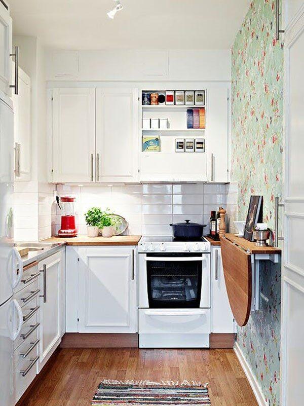 Mutfaklara Nefes Aldıracak Kullanışlı Dekorasyon Fikirleri