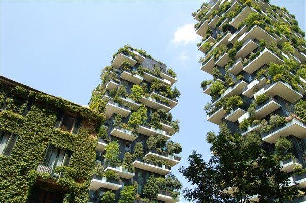 Türkiye'de Yeni Mimari Trend: Kat Bahçesi