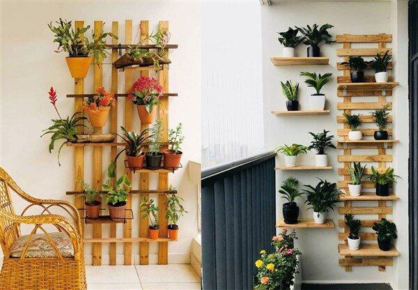 Duvar Fikirleri ile Balkon Duvarlarını Daha Kullanışlı Hale Getirin