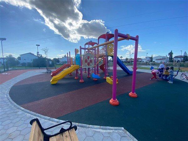 Karadeniz Park Bahçe İle Çocuk Parkına Artık Çok Yakınsınız