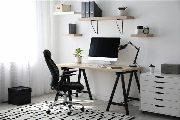 İşinizi Kolaylaştıracak Home Ofis Dekorasyon Fikirleri