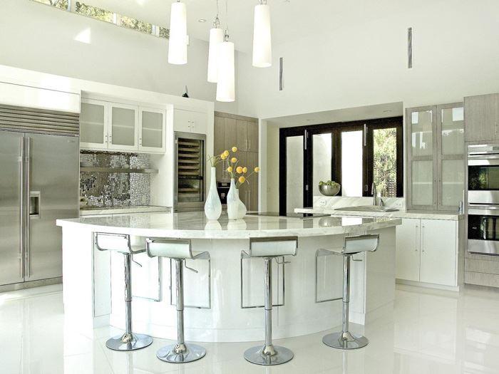 Beyaz Mutfak Adalı Mutfak