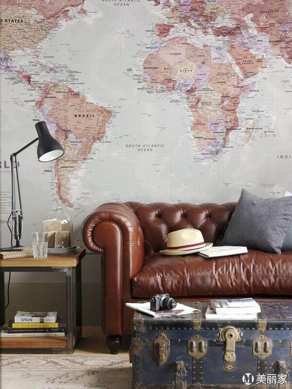 Salon Duvar Dekorasyonu ile Boş Duvar Kalmasın