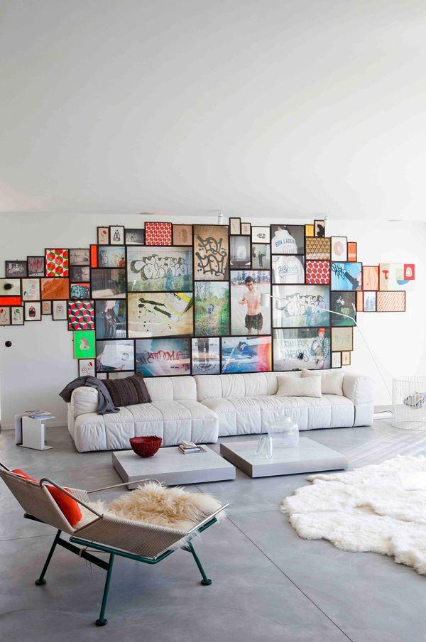 Duvar dekorasyonu resimler