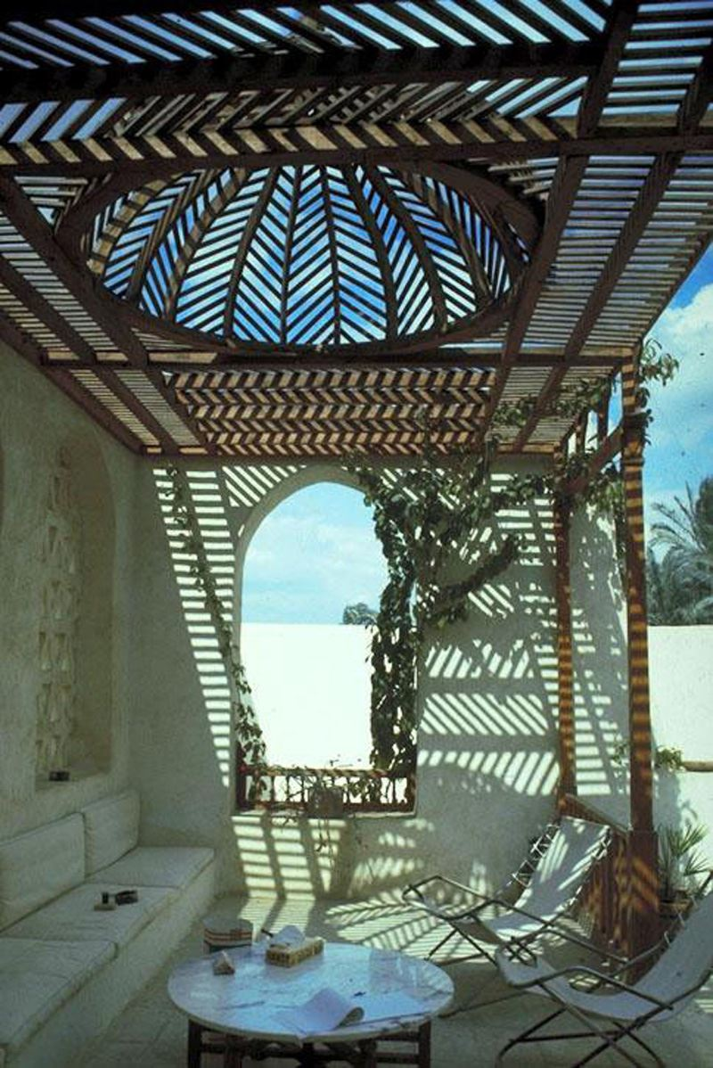Kubbeli Veranda