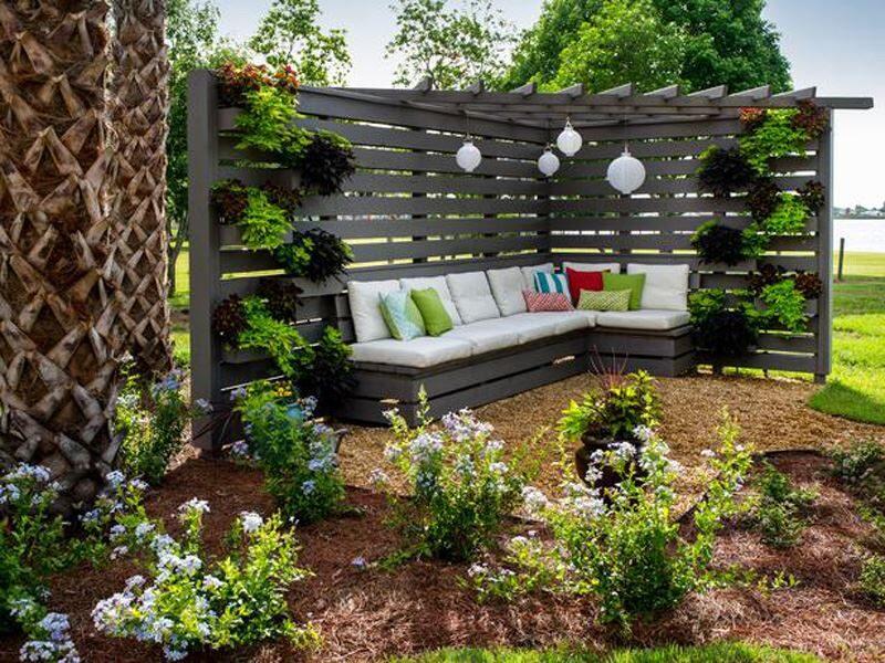 Bahçeniz İçin Veranda Dekorasyonu Modelleri