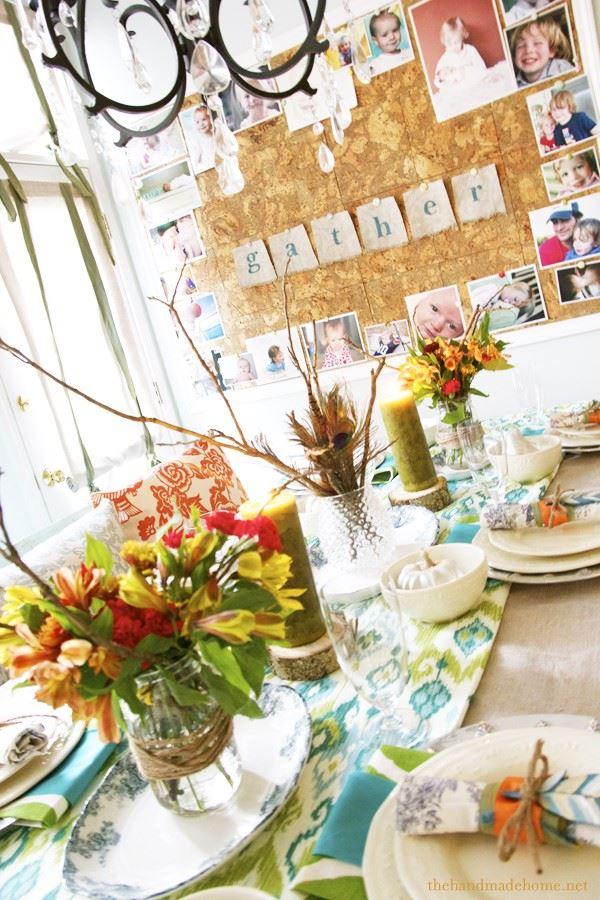 Reangarenk yemek masası dizaynı