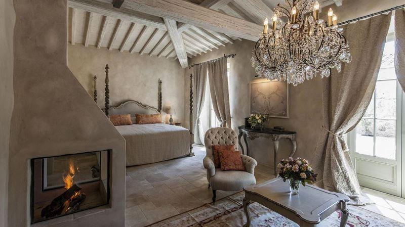 romantik yatak odası modelleri